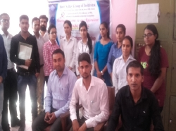 2016 July 27 Campus Placement Drive by Bajaj Capital_1