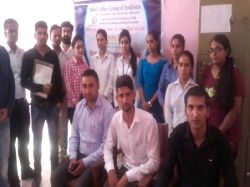 2016 July 27 Campus Placement Drive by Bajaj Capital_3