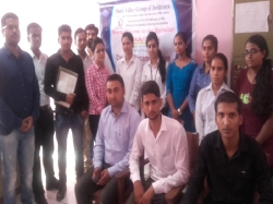 2016 July 27 Campus Placement Drive by Bajaj Capital_4