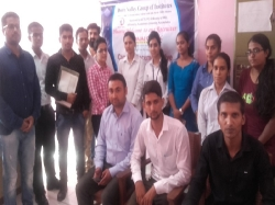 2016 July 27 Campus Placement Drive by Bajaj Capital_5